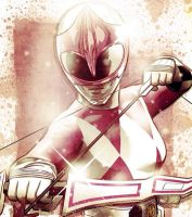 Pink Ranger by Fuacka
