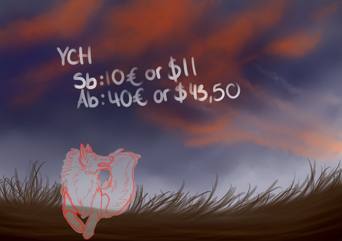 YCH -auction- by WhitehArts