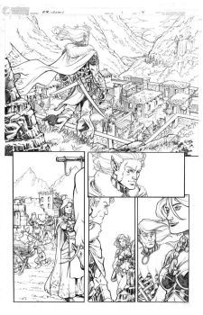 Forgotten Realms page 4 by RobertAtkins
