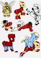 My little marvel by i-support-umbrellas