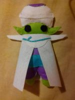 Piccolo Doll, by me! by LuffySwan