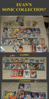 Me lil Sonic collection by EUAN-THE-ECHIDHOG