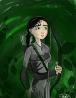 Hunger Games by neotonic