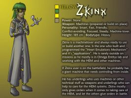 Omega Entity Profile-Zkinx by Lord-Evell