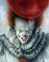 Pennywise by mcalandra