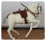 Spanish tack by Puffinfire