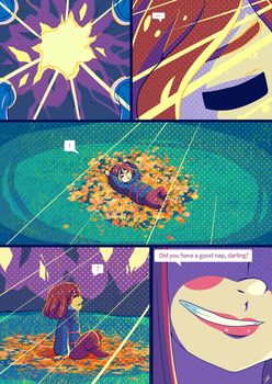 Undertale comic - Hellsiblings - 63 by marvyanaka