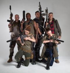 Post Apocalyptic Group 48 - Stock Photography by NeoStockz