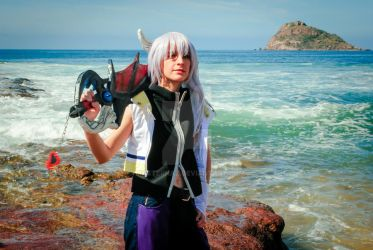 Riku by MasterNaz