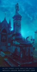 Cemetery Premade Stock by Wesley-Souza