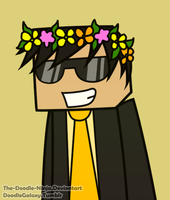 Bodil40 Flower Crown c: by The-Doodle-Ninja