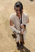Star Wars Episode VII -  Rey Cosplay 3 by biohazard-no-1