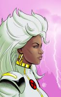 90s Storm by drawerofdrawings