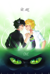 We are one (part 2) by AveStyaz