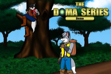 The Doma Series - Visual Novel Demo by Domafox