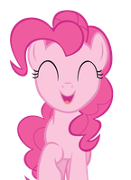 Pinkie Pie - Happy by Ocarina0fTimelord