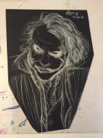 Inverted Joker by Mizzzen