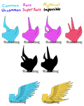 Glaser Globes: Horn and Wing Rarity by Gaster-Story