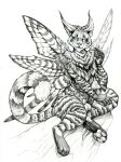 Faerie Cat by hibbary