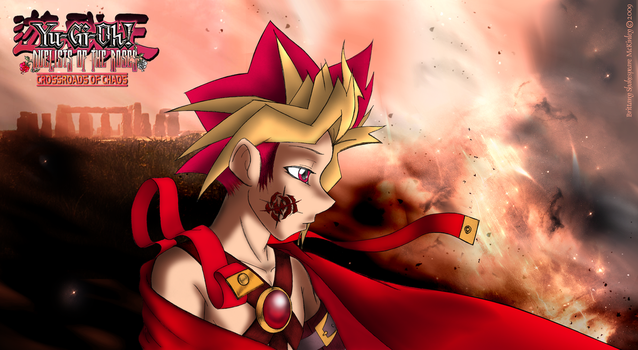 YGO CoC: Destiny of a King by RoseDuelistBBSHM