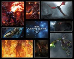 Starcraft 2 1280x1024 by mchenry