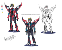 Windblade - Concept sketches by AutobotPower