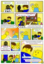 Naptown 2015 Vol.1 - Page 13 (LEGO comic) by Icewalkerman