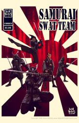 Samurai Swat Team by Autaux
