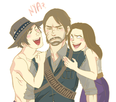 WE LOVE YOU JOHN MARSTON by eyewhiskers