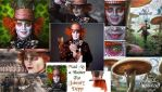 The Mad Hatter by totallyjohnnydepp