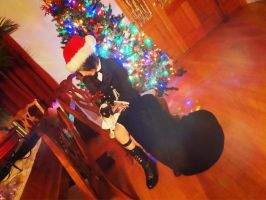 Black Butler: Phantomhive Christmas by midnightpb