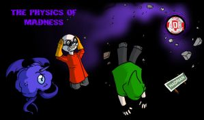 Episode 43 - The Physics of Madness by Crazon