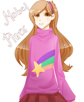 Mabel Pines by Nashazie