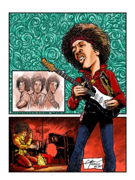 ROCK LEGENDS by GAYOUR