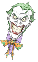 The Joker by Alexftw