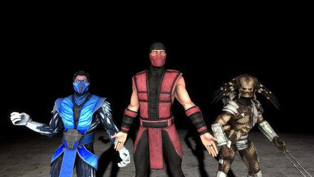 MKX Mobile/IOS V1.16 Kards 1/2 by SCP-096-2