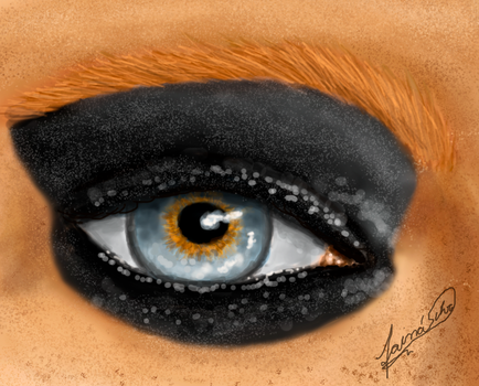 Eye shadow by Taina-dOS