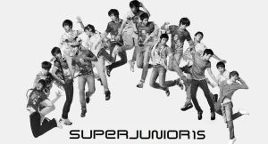 Super Junior 15 wallpaper by ch-eei