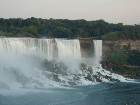 My Trip to Niagra Falls by Requim4aDream