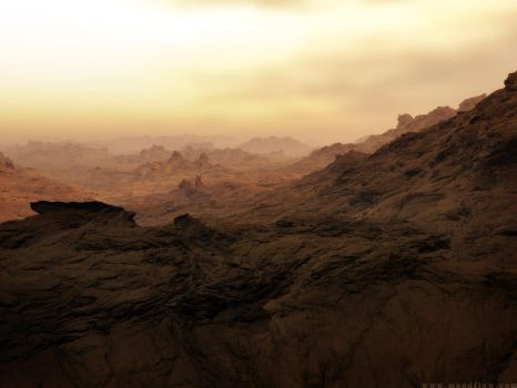Wastelands 2009 by moodflow