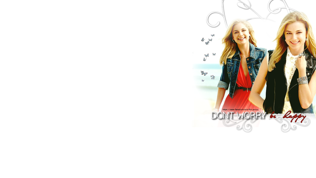 Emily Vancamp _ Don't worry Be happy by forr-yoouu