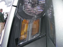 2010 Ford Mustang GT headlight by Qphacs