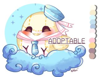 Adopt Fluffy Chick #01 {CLOSE} by KuRoBunCh