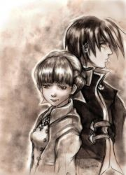 Shadow Hearts- Commission by kitsuneonna