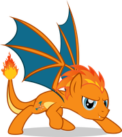 Set 3 Egg 1: Charizard owned by crescentmoon1996 by benybing