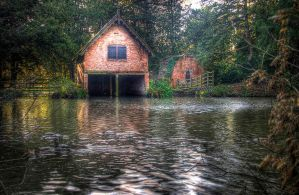 Boathouse by taffmeister