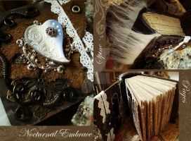 Book of Nocturnal Embrace by LuthienThye