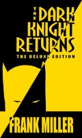 DKR Hardcover design, yellow by JMCTLH