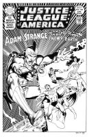 Justice League of America 138 Cover Recreation by dalgoda7
