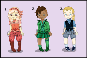 Chibs Adopts -OPEN- by Effects-of-Crimson